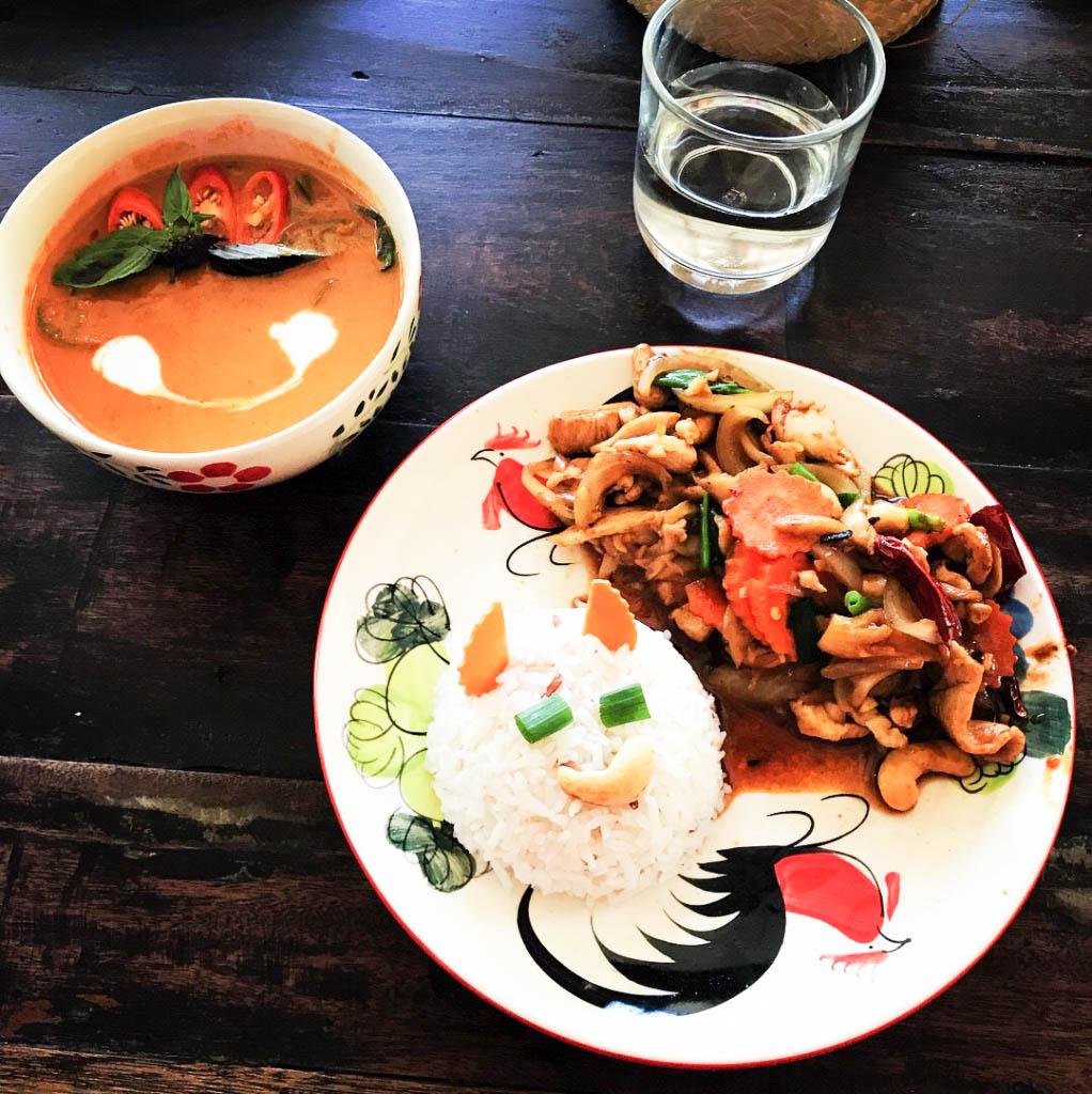 Thaïlande : apprendre à cuisiner Thaï graphic