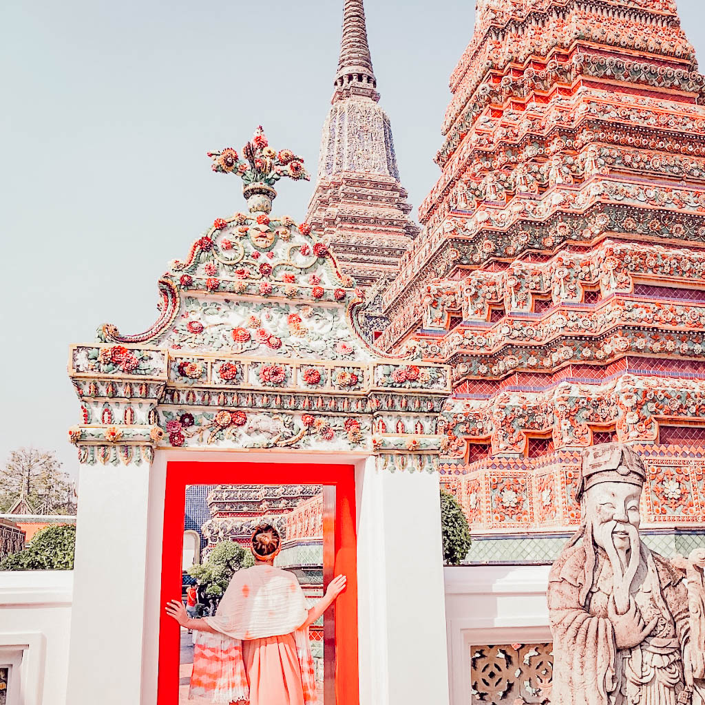 Découvrir Bangkok graphic