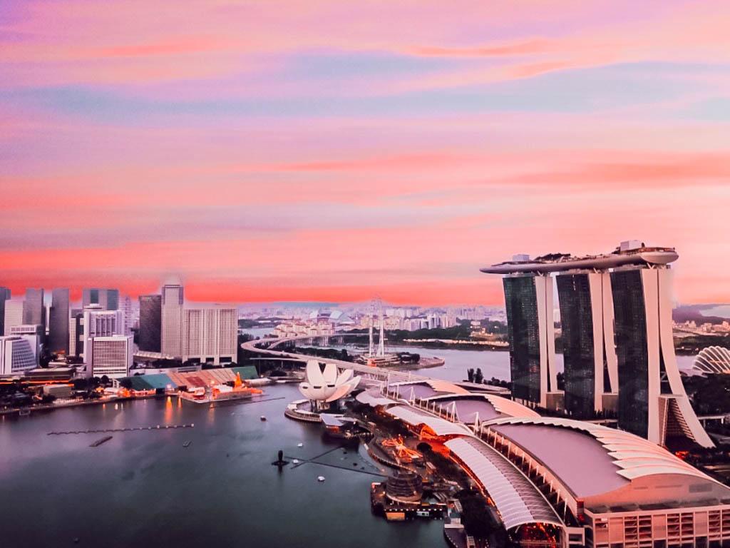Singapour : notre coup de coeur graphic